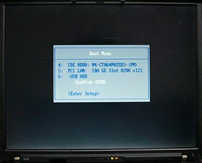 risaiku リサイクThinkPad X40は10年の時を経た今、使い物になるのか